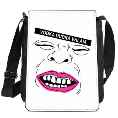 Сумка-планшет Vodka Dudka Vhlam