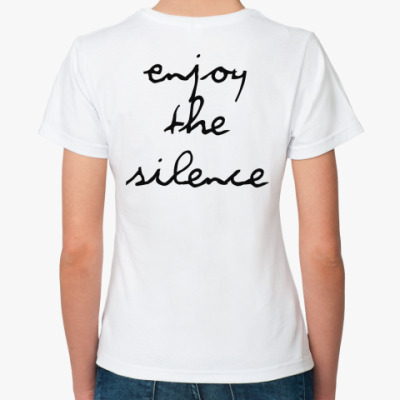 Классическая футболка  Depeche Mode