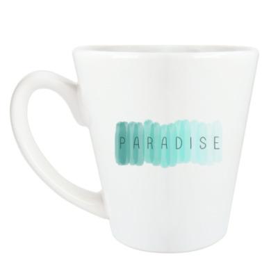 Чашка Латте PARADISE