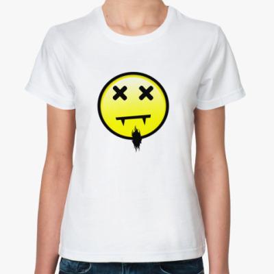 Классическая футболка Вампир