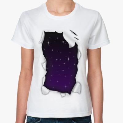 Классическая футболка 'Звёзды'