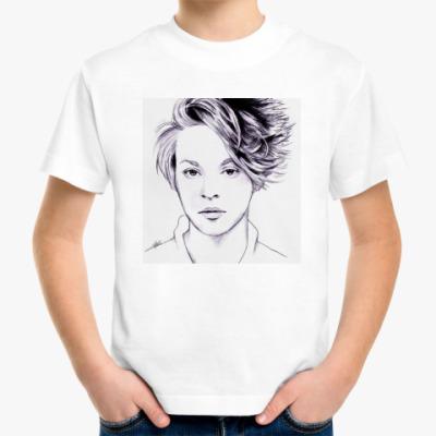 Детская футболка La Roux