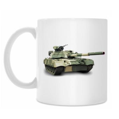 Кружка Танк Т-80 УД