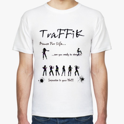 Футболка TraFFik