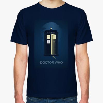 Футболка Doctor Who 2015