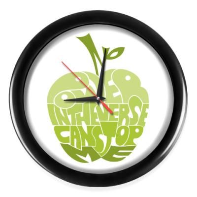 Настенные часы Power In The Verse