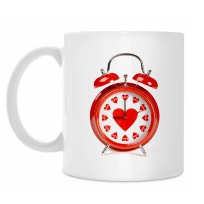 Кружка Время любить