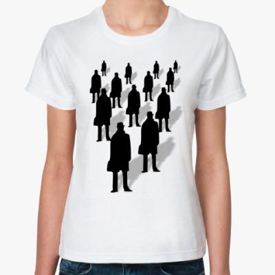 Классическая футболка Клерки ночи
