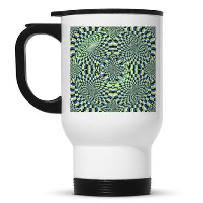 Кружка-термос Иллюзия