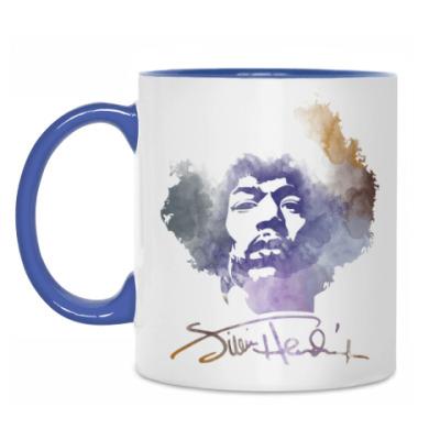Кружка  Jimi Hendrix - Джими Хендрикс