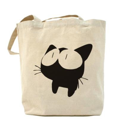 Сумка Takkun, аниме-кошка