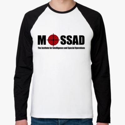 Футболка реглан с длинным рукавом Mossad