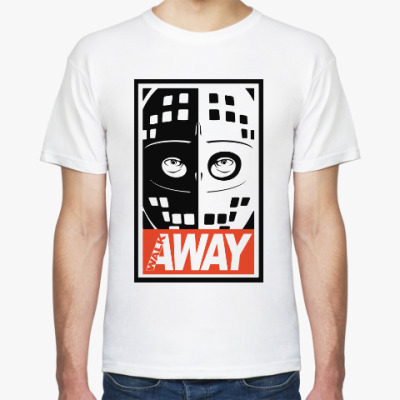 Футболка Walk Away (Mad Max)