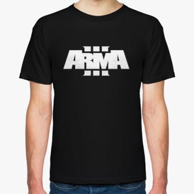 Футболка ARMA 3