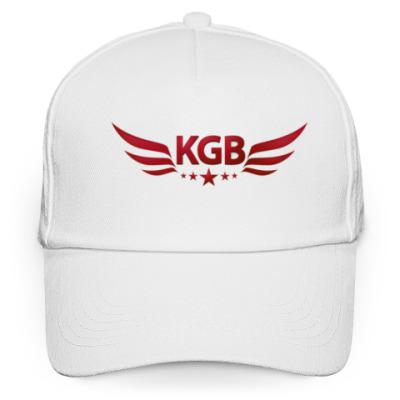 Кепка бейсболка КГБ - KGB