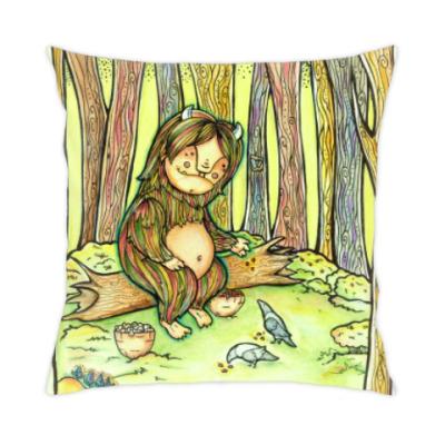 Подушка Лесной тролль