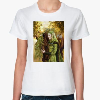 Классическая футболка Король леса