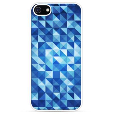 Чехол для iPhone Треугольники