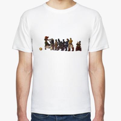 Футболка Steampunk x-men