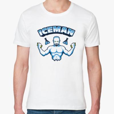 Футболка из органик-хлопка Iceman