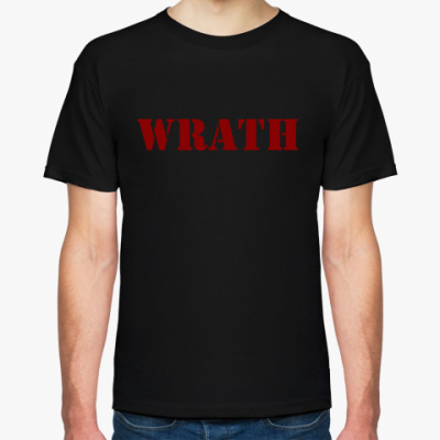Футболка WRATH