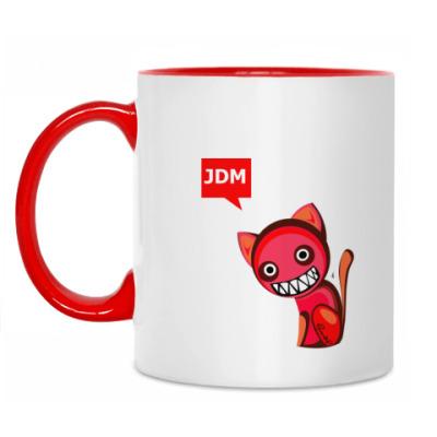 Кружка JDM Cat
