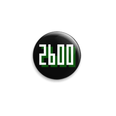 Значок 25мм Значок 25 мм - 2600 #5