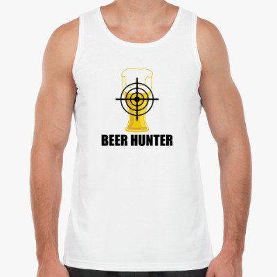 Майка Beer Hunter