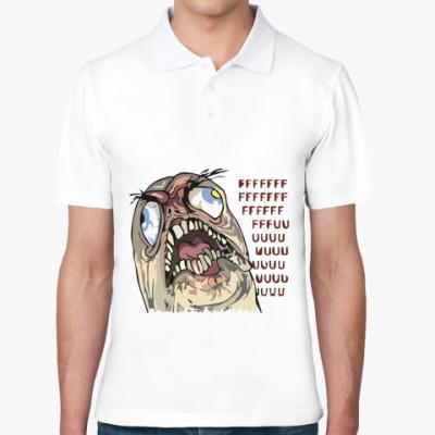 Рубашка поло fffuuu