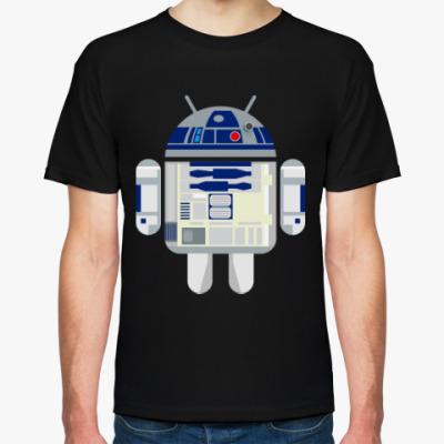 Футболка R2-D2 (Звёздные войны)