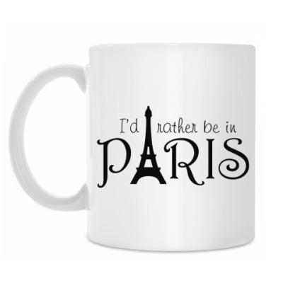 Кружка Париж