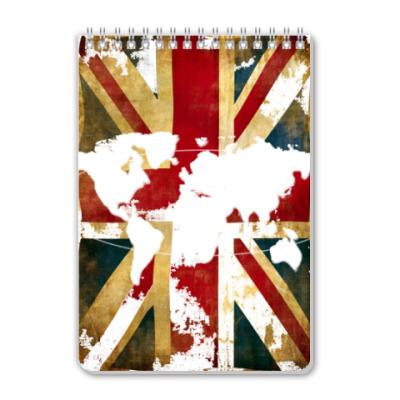 Блокнот Британия
