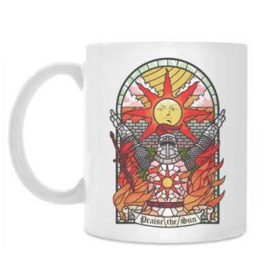 Кружка Dark Souls Praise the sun