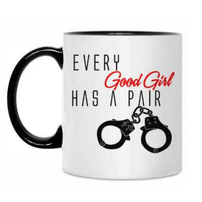 Кружка Every Good Girl