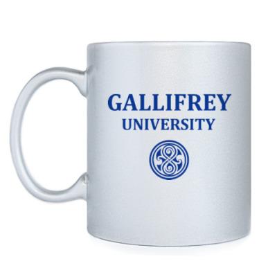 Кружка Gallifrey University