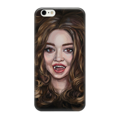 Чехол для iPhone 6/6s  Dangerous beauty. Vampire Academy