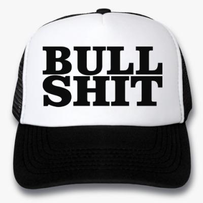 Кепка-тракер BullShit