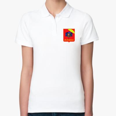 Женская рубашка поло Foto Графиня