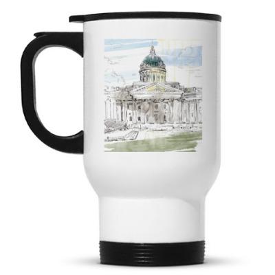 Кружка-термос Казанский собор