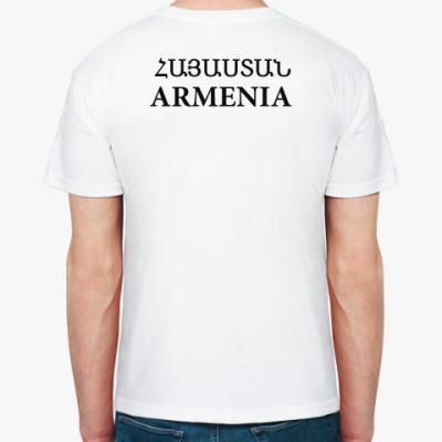 Футболка  футболка - Герб, АРМ