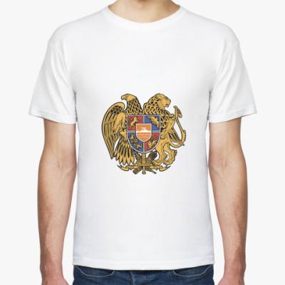 футболка - Герб, АРМ