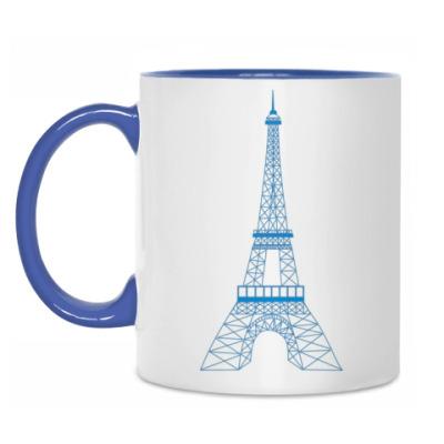 Кружка Эйфелевая башня