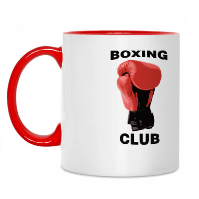 Кружка Боксёрский клуб
