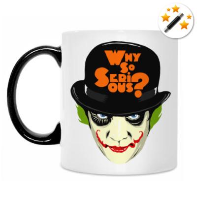 Кружка-хамелеон Джокер (Joker)