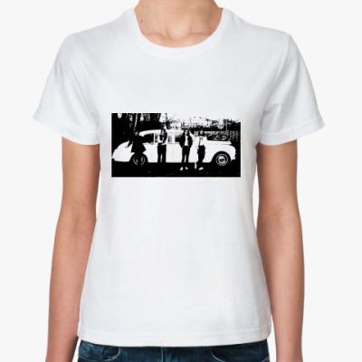 Классическая футболка The Beatles