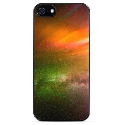 Чехол для iPhone Magical Space (Космос)