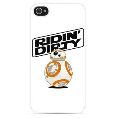 Чехол для iPhone Sphero's Star Wars BB-8 Droid