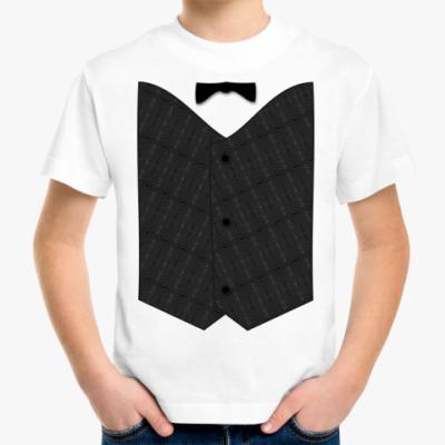 Детская футболка Жилет м.3