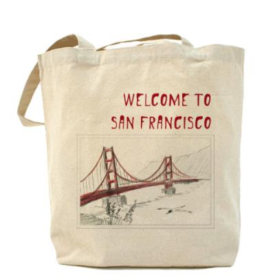 Сумка Сан-Франциско
