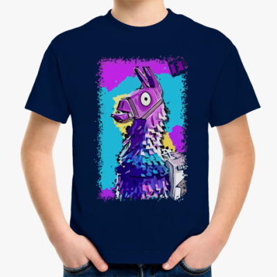 Детская футболка Fortnite